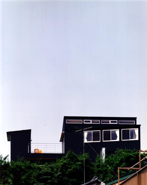 片瀬山の家
