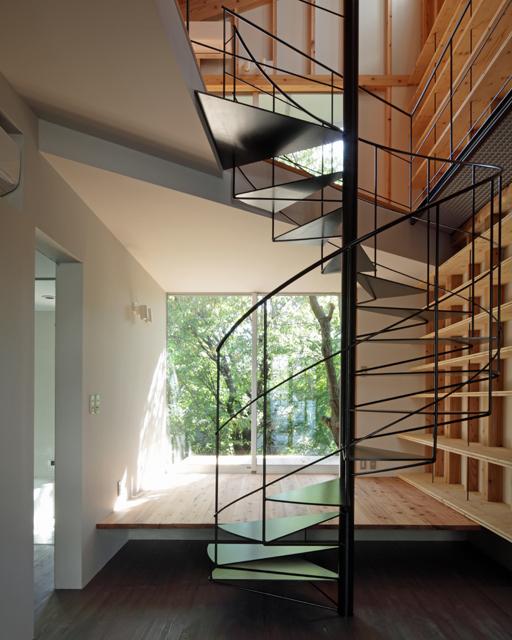 日野の家 1階板間