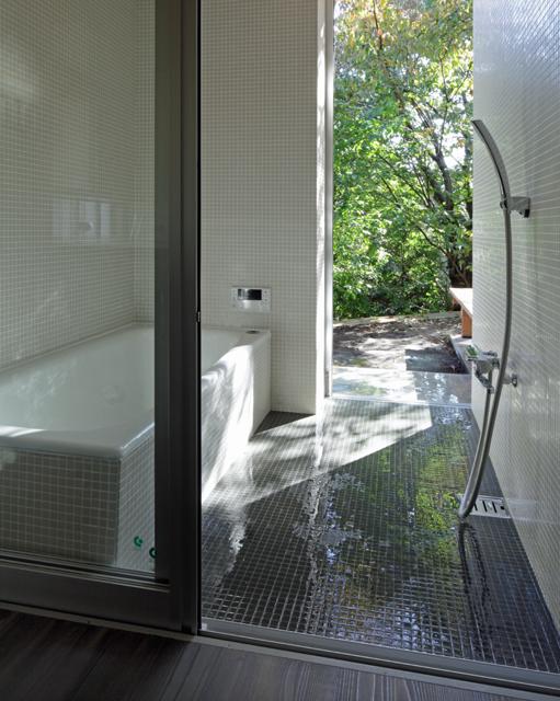日野の家 1階浴室