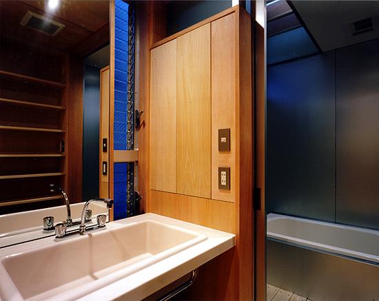 Beams 洗面所と浴室