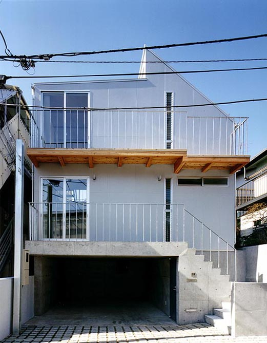 普通の家3 東側外観