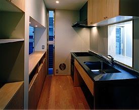 普通の家3 キッチン