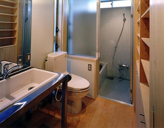 普通の家3 洗面・浴室