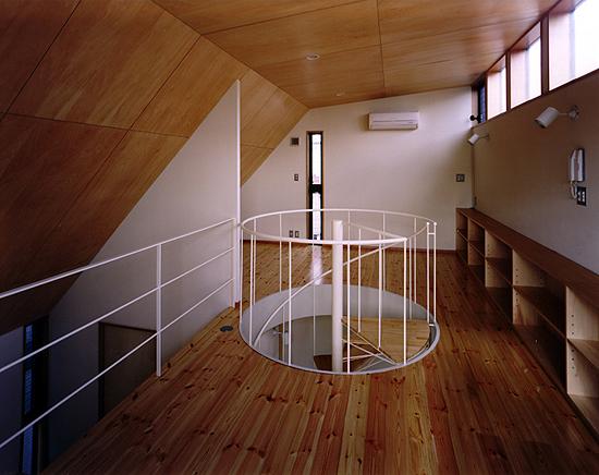 小岩の住宅 3階