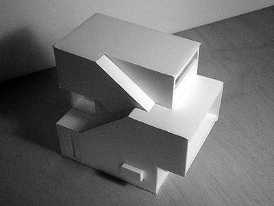 t-cube 模型写真
