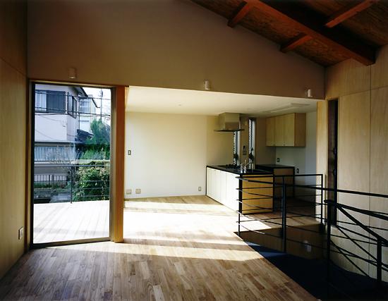普通の家-3 ダイニングとキッチン
