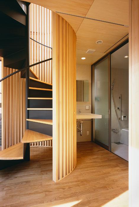 CH11 階段と浴室
