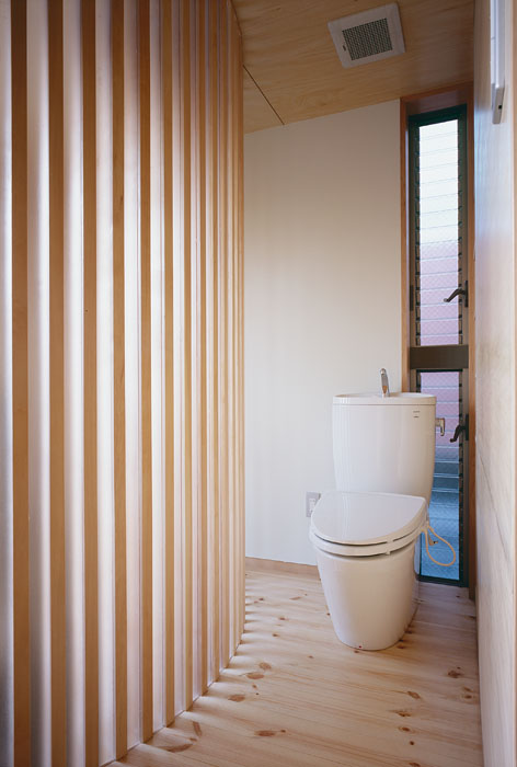 CH11 2階トイレ