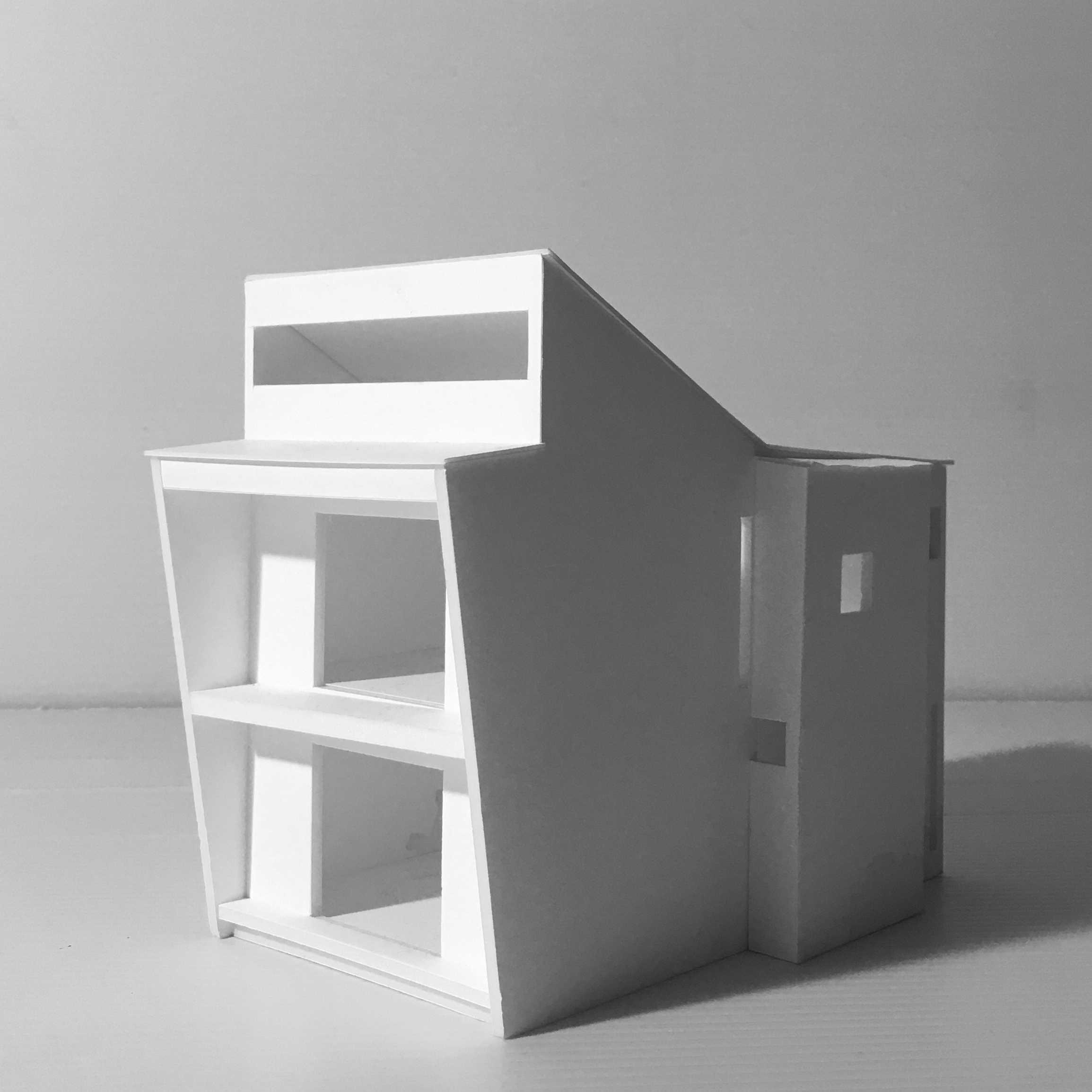 上水の家模型03