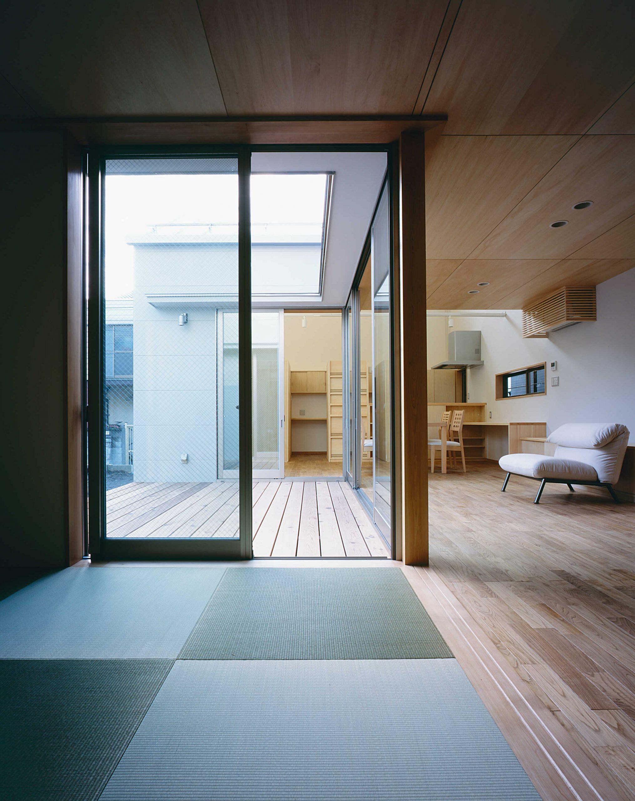 CH11和室