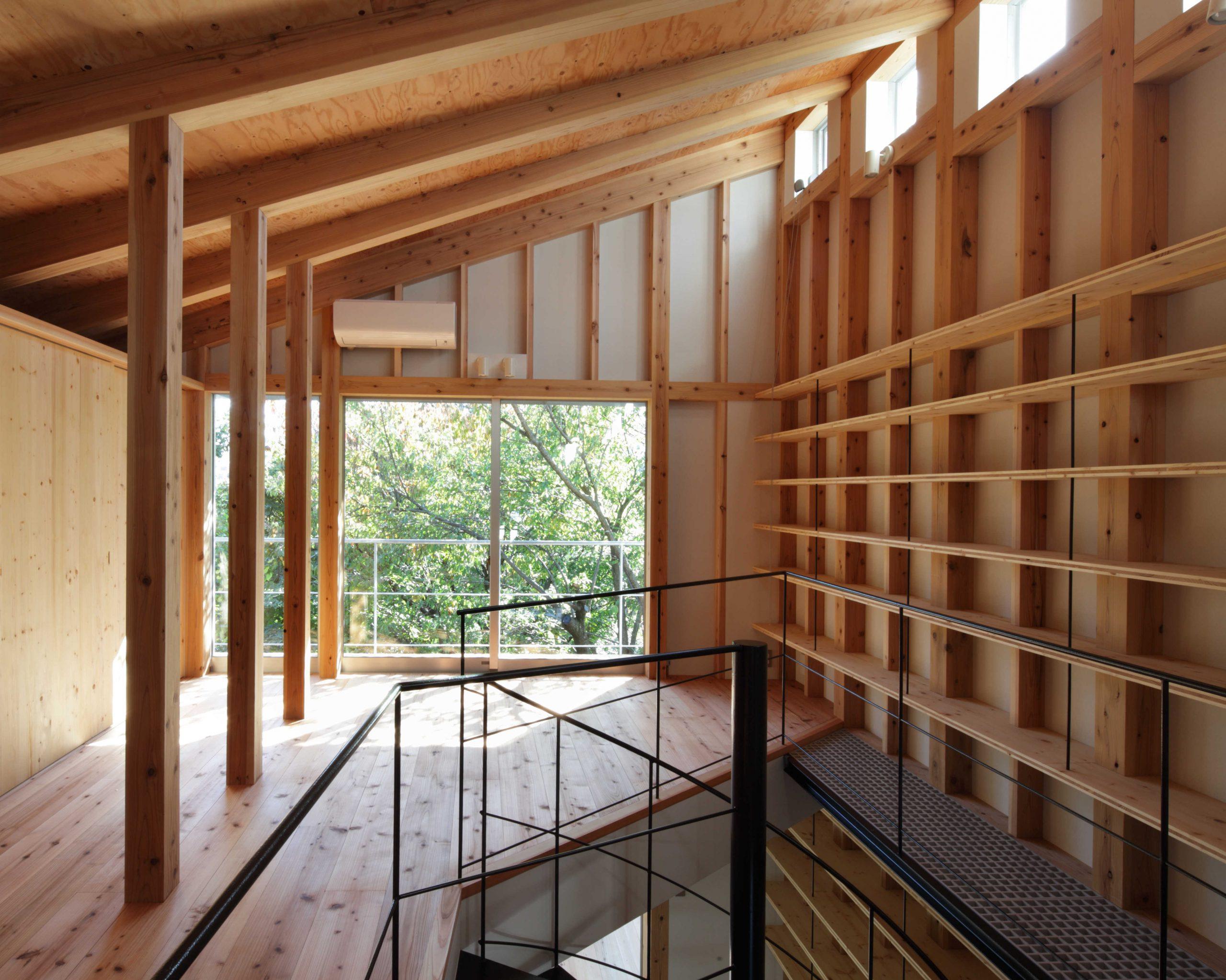 日野の家2階