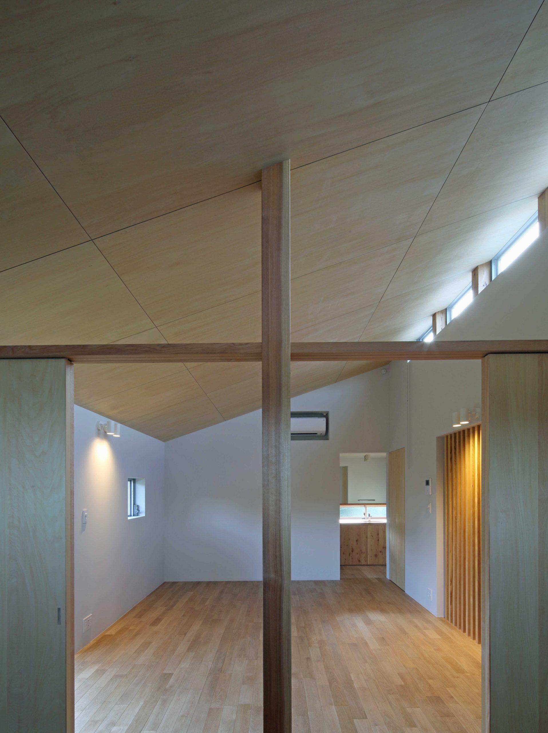 若葉台の家2階